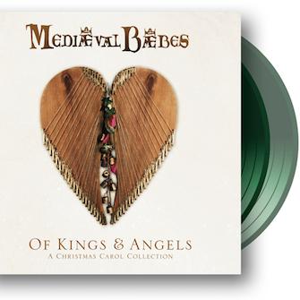- OF KINGS & ANGELS - VINYL (£20.00)