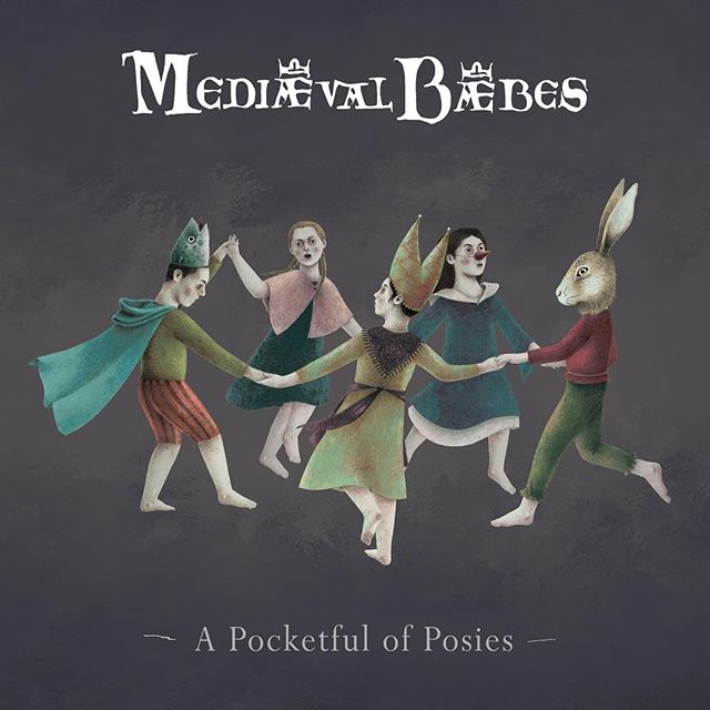 Dear fans,  I am delighted to announce that 'A Pocketful of Posies,' the long awaited Mediaeval Baebes nursery rhyme album, is finally available to Pre Order and will be released on 21st June 2019.  This double concept album features 29 arrangements and original compositions with accompanying illustrations, as well as a book of my commentary on the history of the rhymes. It's intended to appeal to listeners of all ages and is available to order in a variety of formats for your listening, reading and viewing pleasure.  The creation of our most ambitious album to date has been an epic musical journey – and for me a very personal one too. I am so very excited and proud to be unleashing it upon the world. Link in bio.  With love,  Katharine & The Bæbes