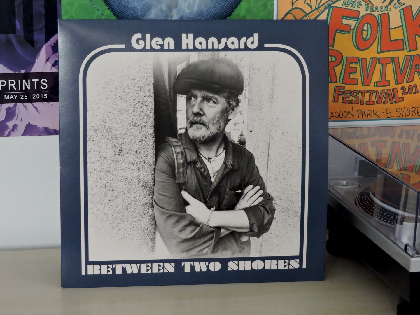 "Glen Hansard ""Between Two Shores"" (Photo by Sophie Pay)"