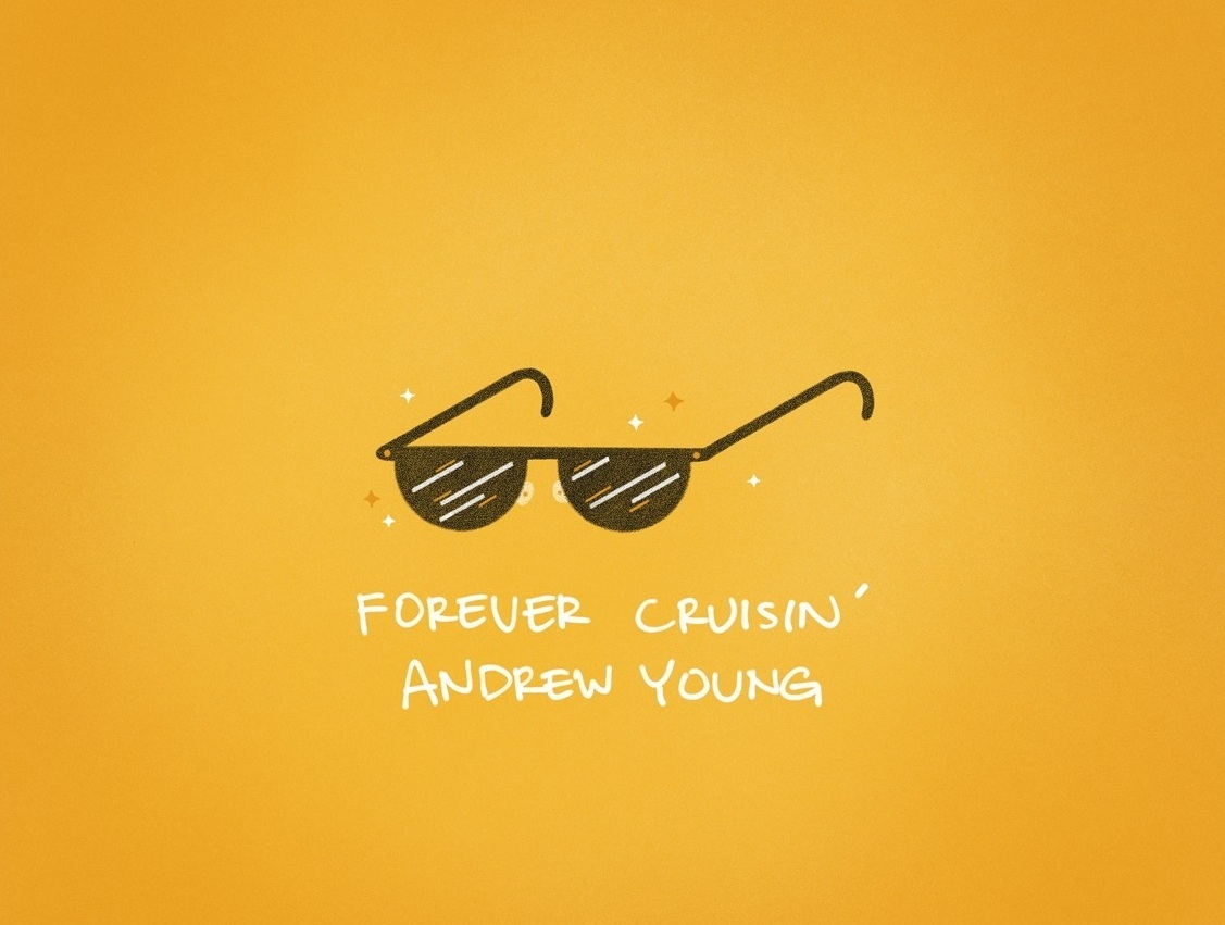 """Andrew Young """"Forever Cruisin"""" Album Review - April 26, 2019"""