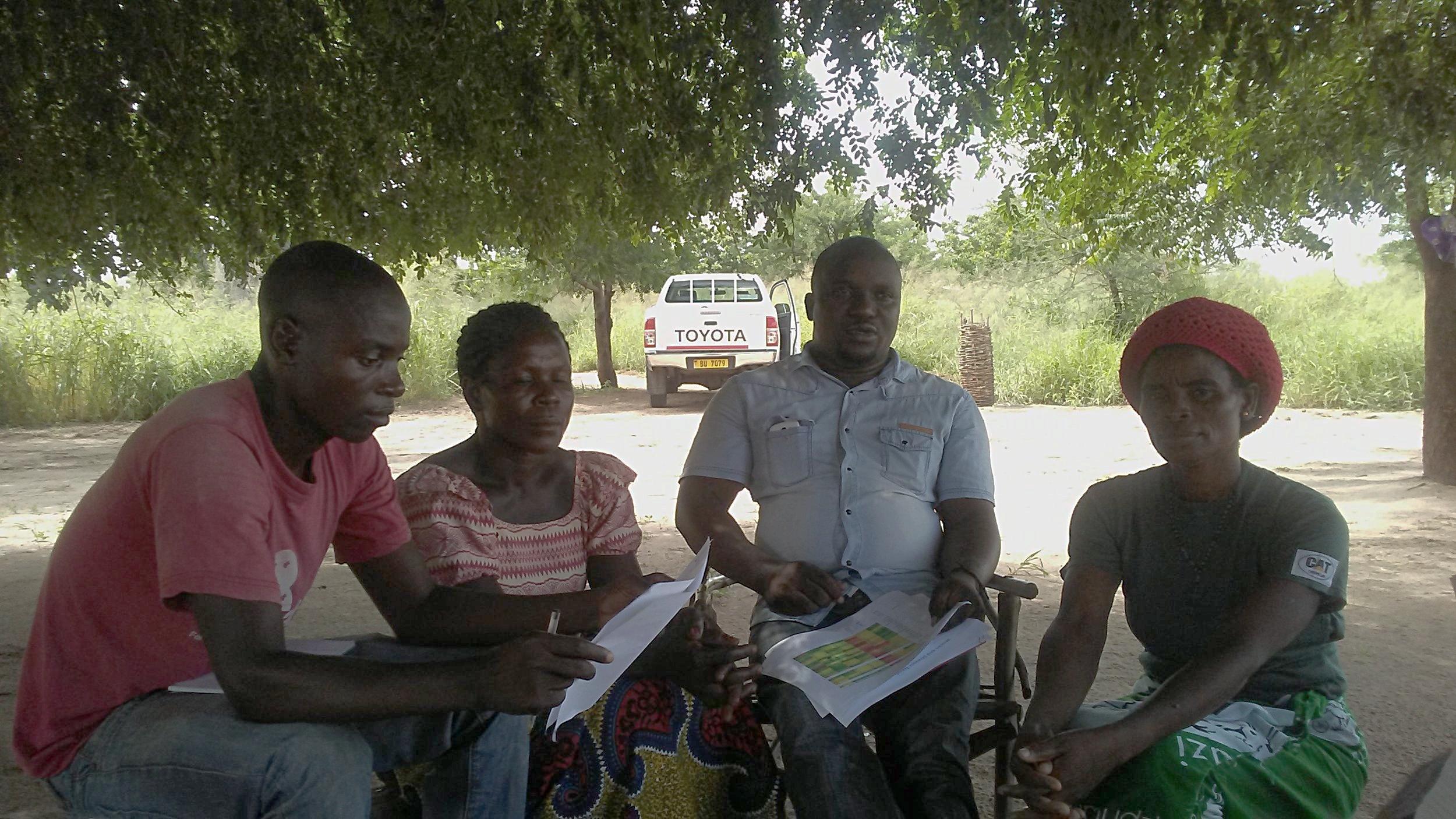 Data Dissemination in Malawi