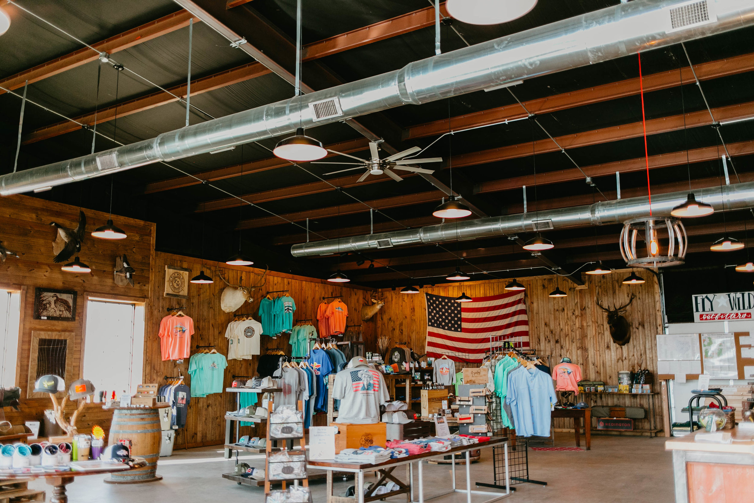 Our recommendation - Fly Wild Outfitters is a great spot to shop for guys who love to go hunting, fishing, and exploring the outdoors. With so many unique brands you're bound to find an item that you'll be proud to own.
