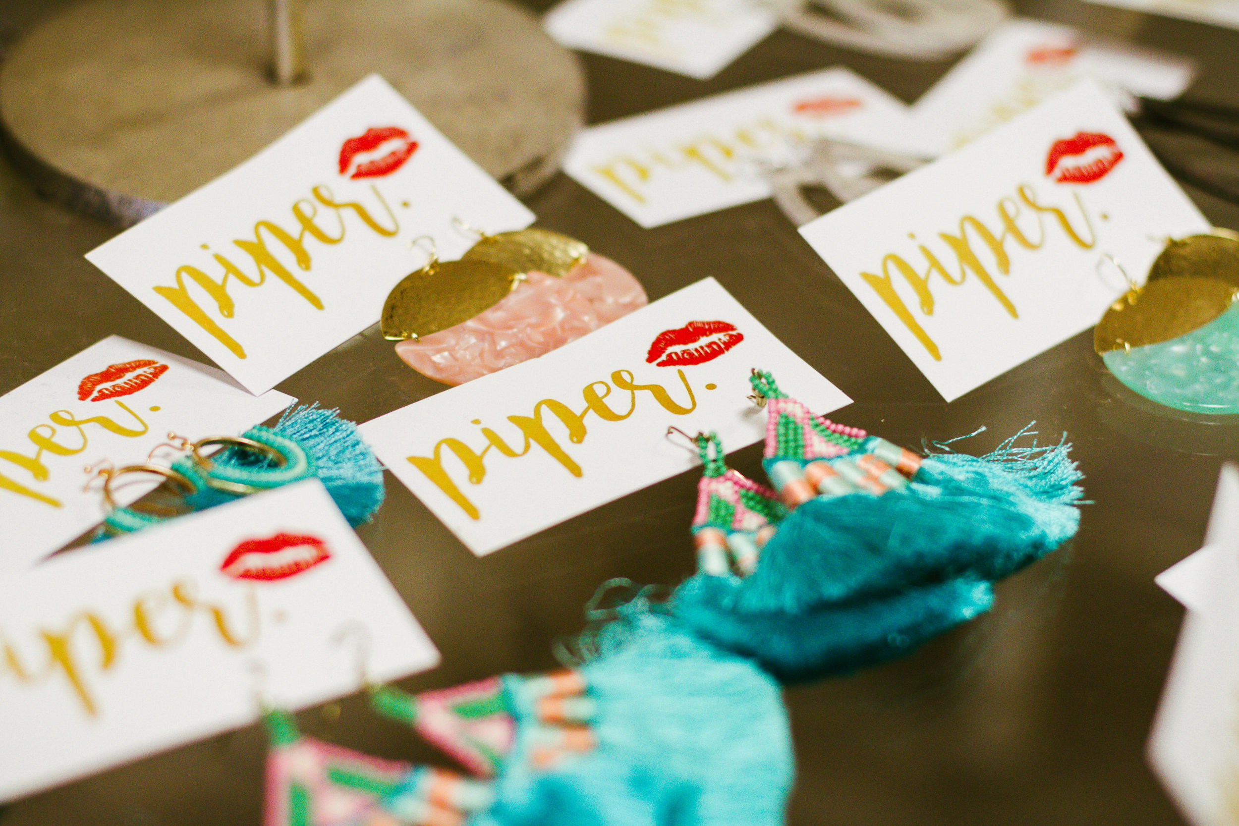 About Piper - One of Lubbock's cutest boutiques, Piper is located on Slide Road just on the north side of the South Plains Mall. With a great mix of clothing and accessories this is a go to shopping destination for many high school and college aged women.