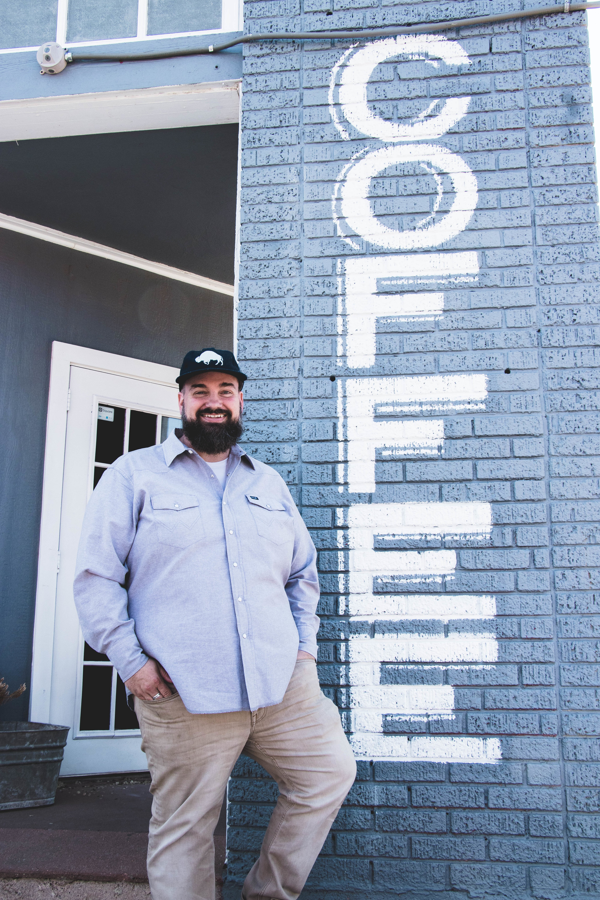 About Sugar Browns Coffee - Sugar Browns Coffee is a Lubbock staple for the coffee scene. Now lead by Justin Stice, he has created a space where coffee, community, culture, and conversations come naturally.