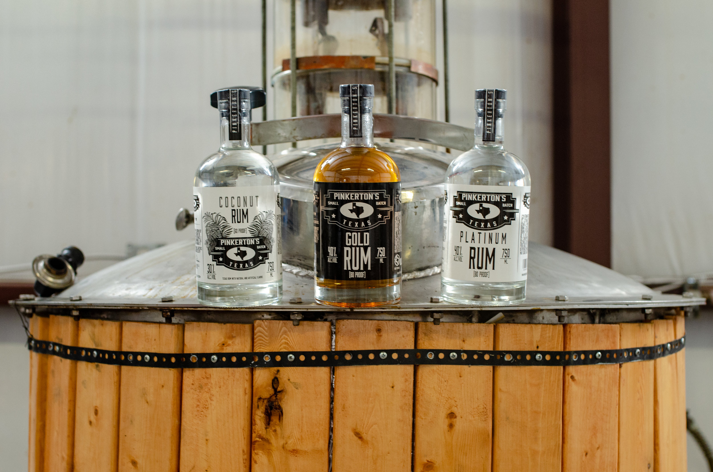 Store info - Phone: 806-470-1553,Location: 8901 Hwy 87 #123Website: www.pinkertonsdistillery.comSocial:FacebookInstagramHours:Free tours the first and third Saturdays of the month from 1-4pm.