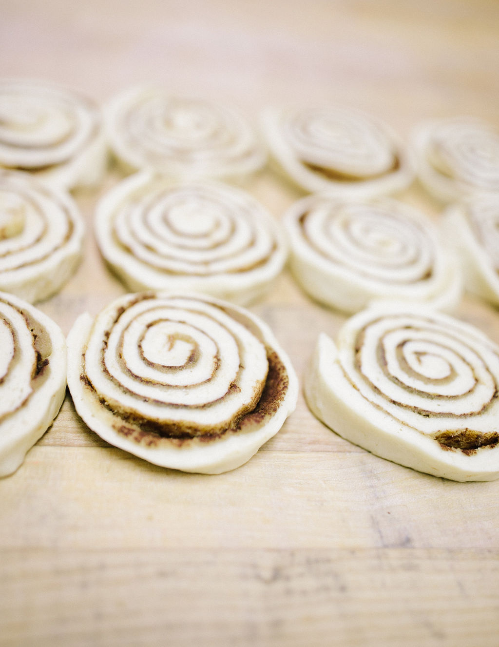 Our recommendation - It can be tough to choose your favorite sweets when you walk into a bakery. So ask about their changing seasonal flavors and we highly recommend their take and bake cinnamon rolls and their lemon bars!