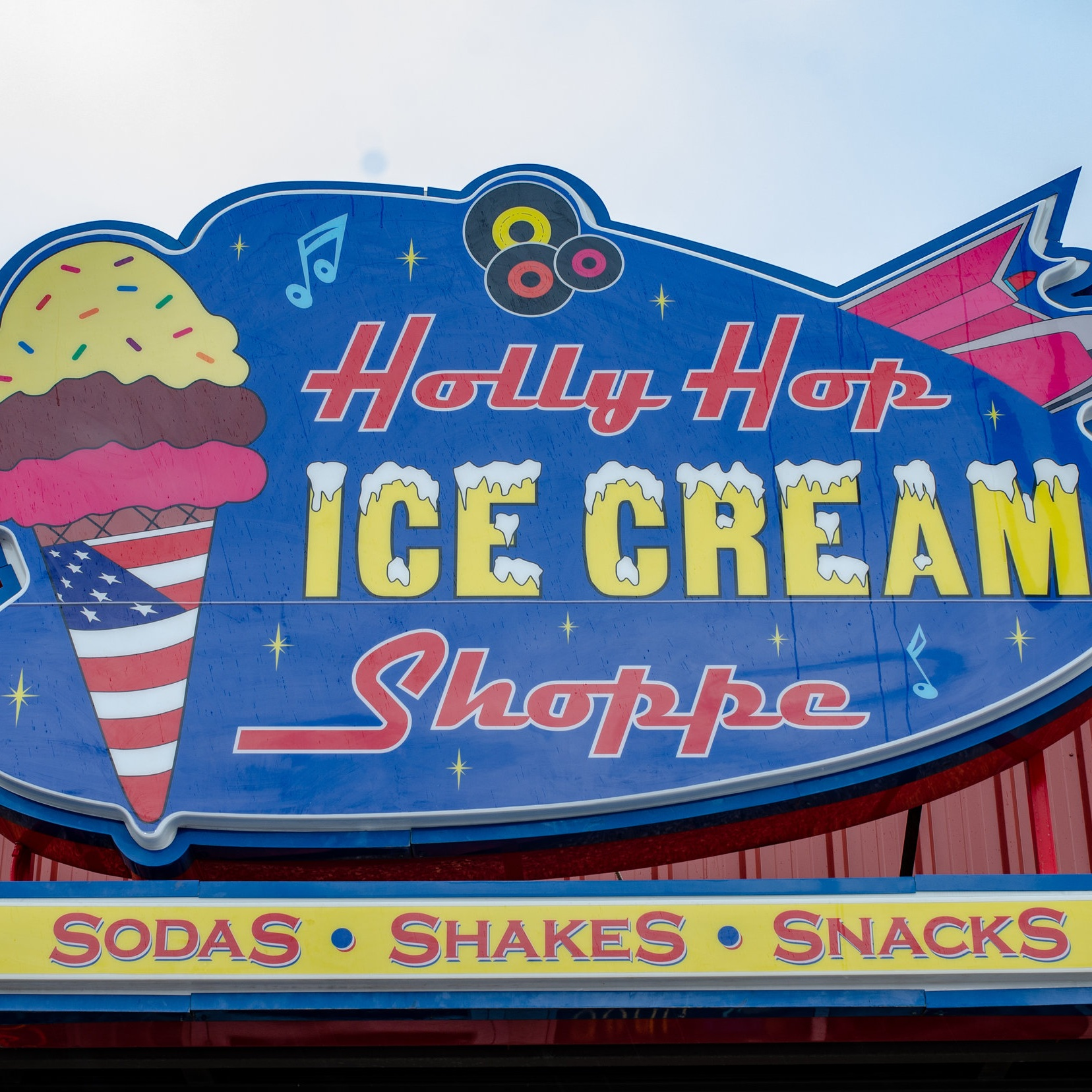 Holly Hop Ice Cream Shoppe - 10% Discount on All Items in the shop. (Not applicable to party packages)