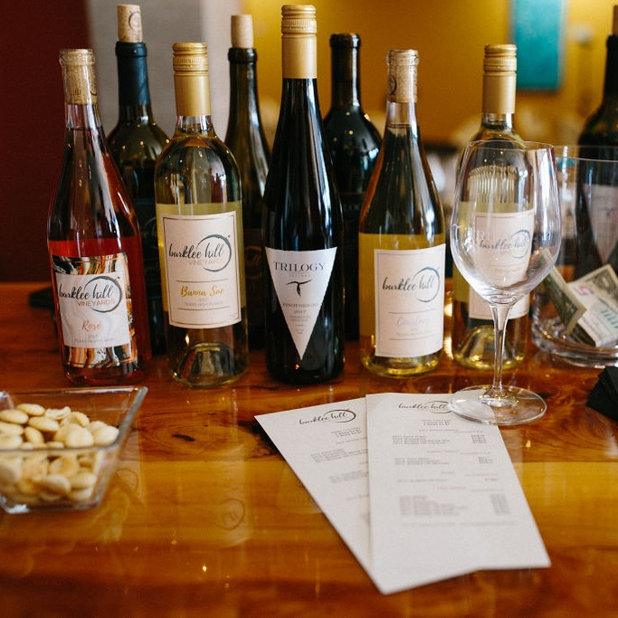 Burklee Hill Vineyards - 10% off bottle purchases