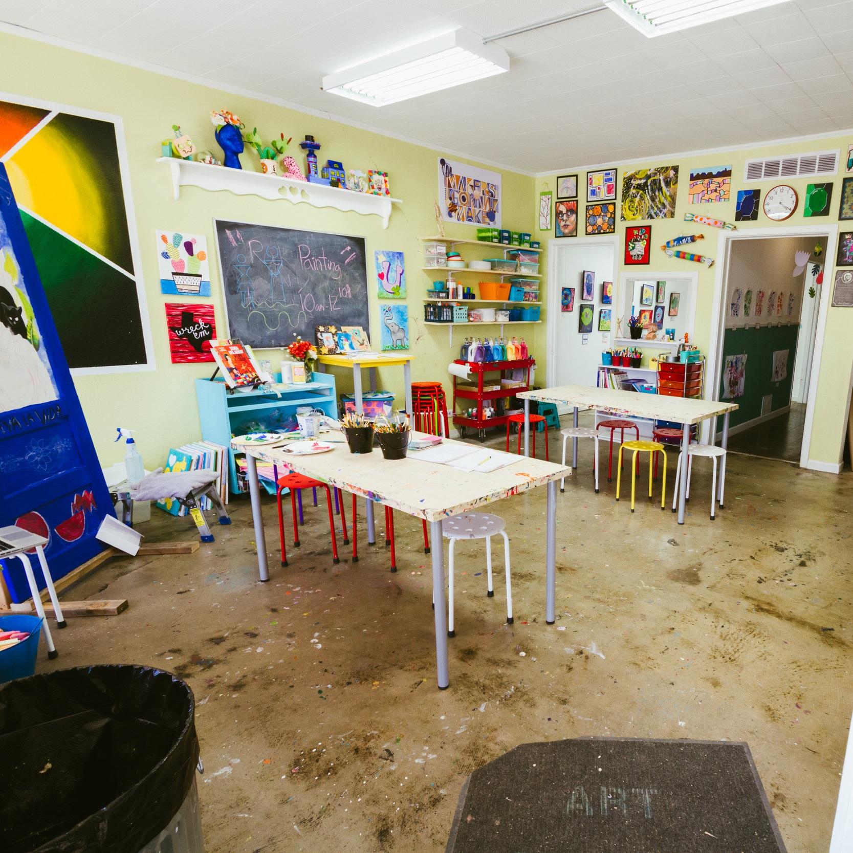 Miss Megan's Make Room - 10% off any Class, Workshop, or Camp Enrollment
