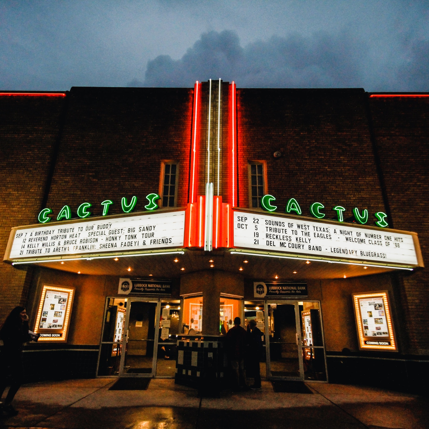 Cactus Theater   - 10% Discount on Tickets