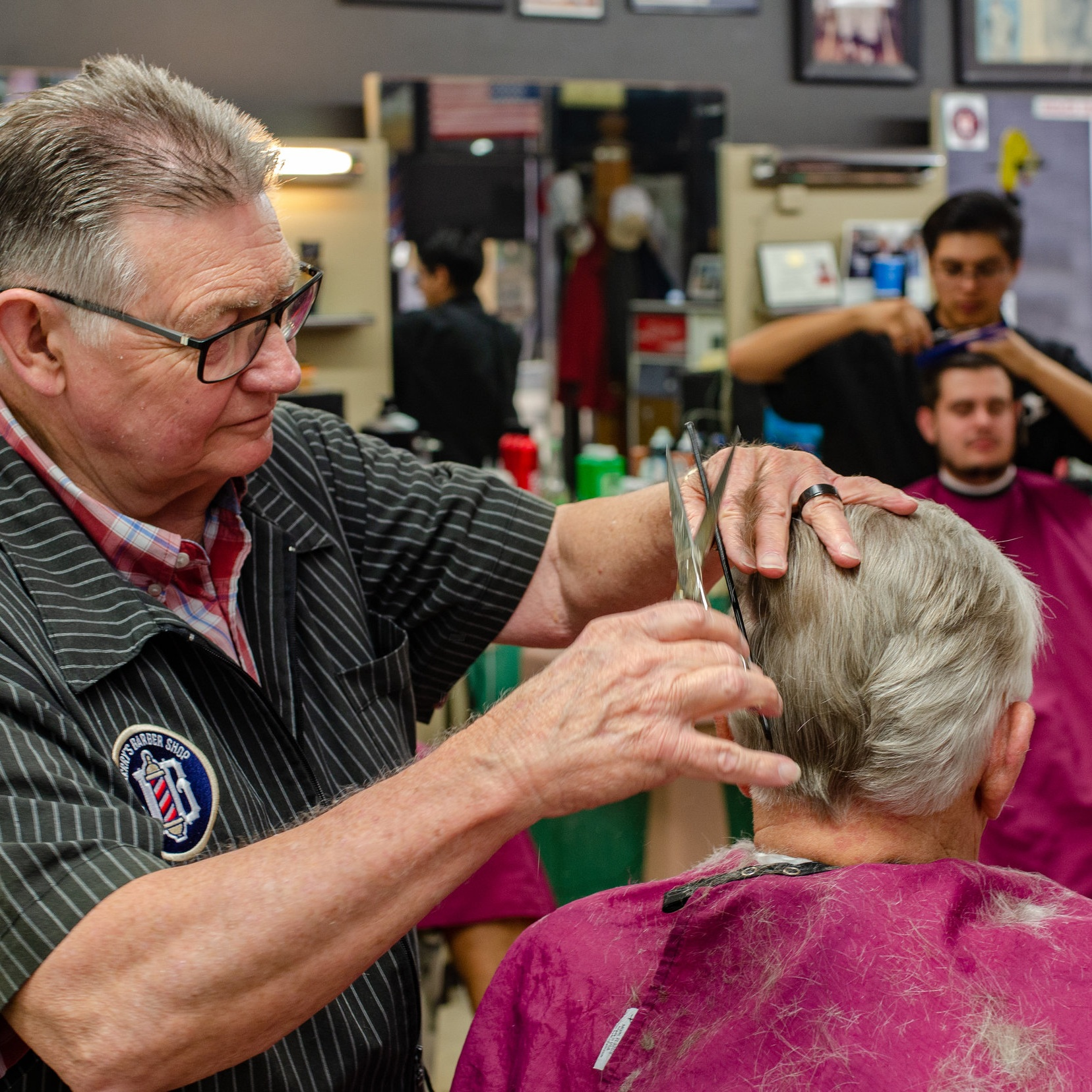 Jerry's Barber Shop - $1 Off Your Haircut