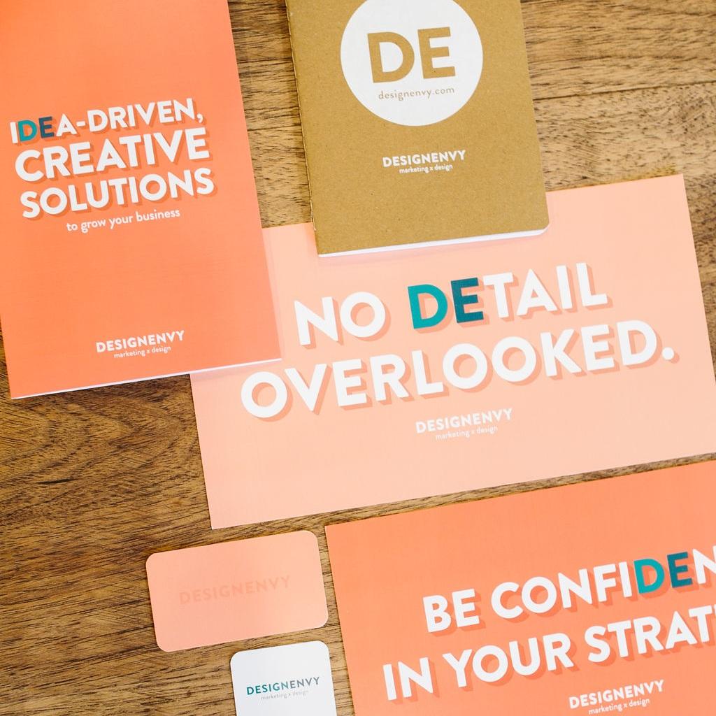 DesignEnvy - Free one hour branding consultation