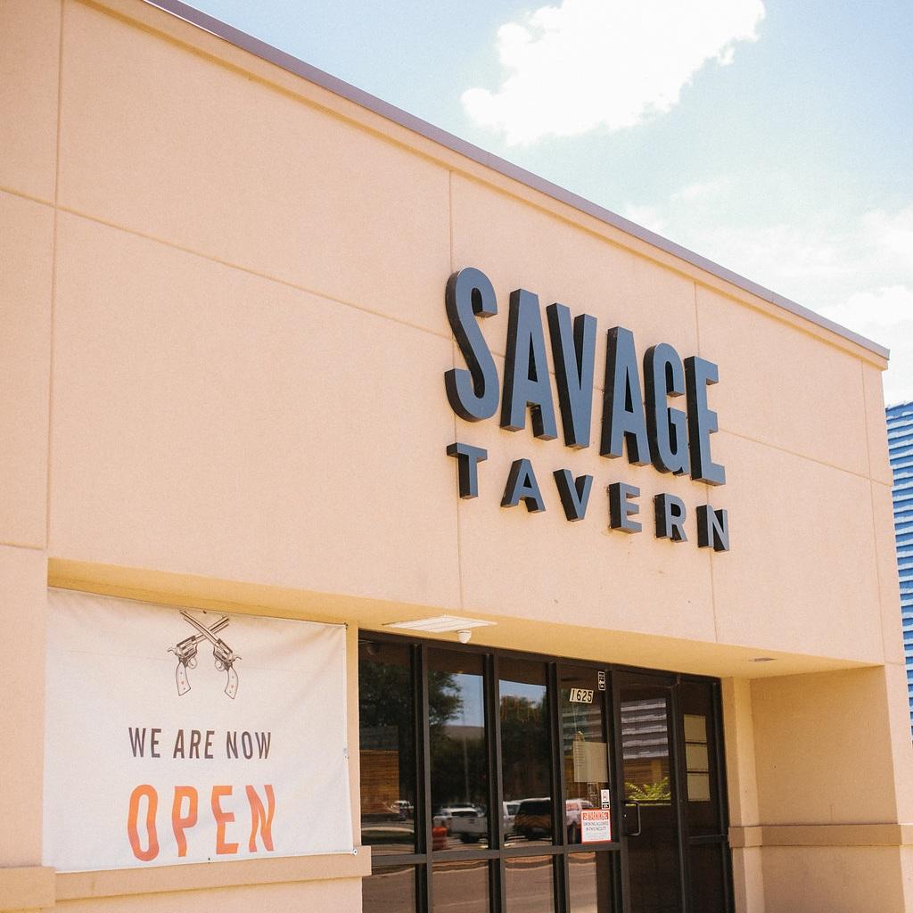 Savage Tavern - Coming Soon!