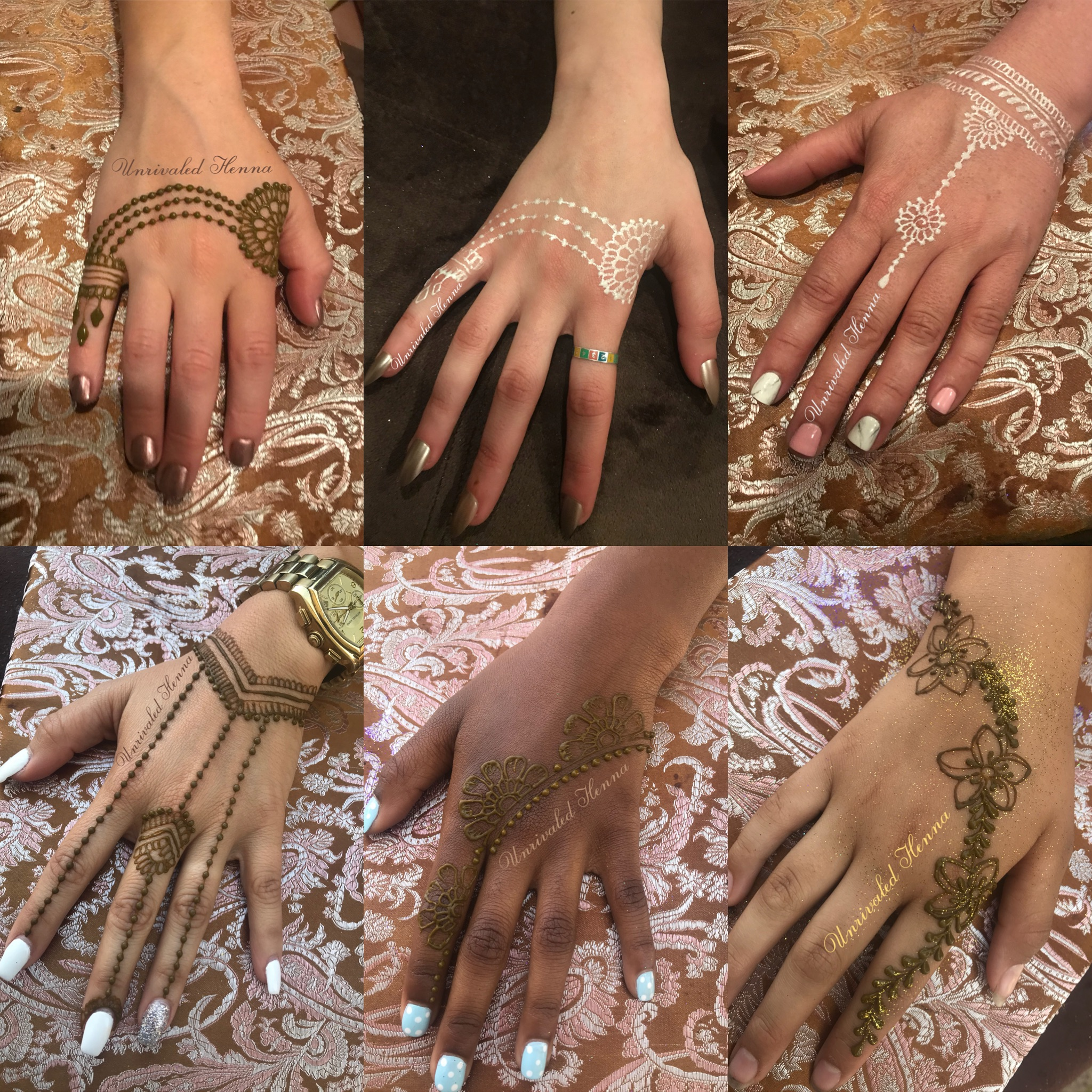 - Madiha was a sweetheart. Having her was the highlight of our party. Everyone loved their Henna. I would hire her again for sure. Thank you! - Clary (5/5/18)