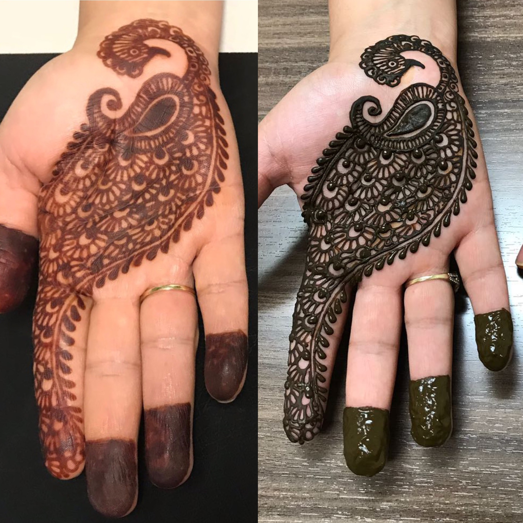 - Madiha is dedicated and profusely creative! Creativity is in her soul and and I greatly appreciate all the excellent Henna Design she has done for me. Her quality of work is extensive and she keeps challenging herself to do more difficult and intricate designs! All the best to you Madiha! -Rachna