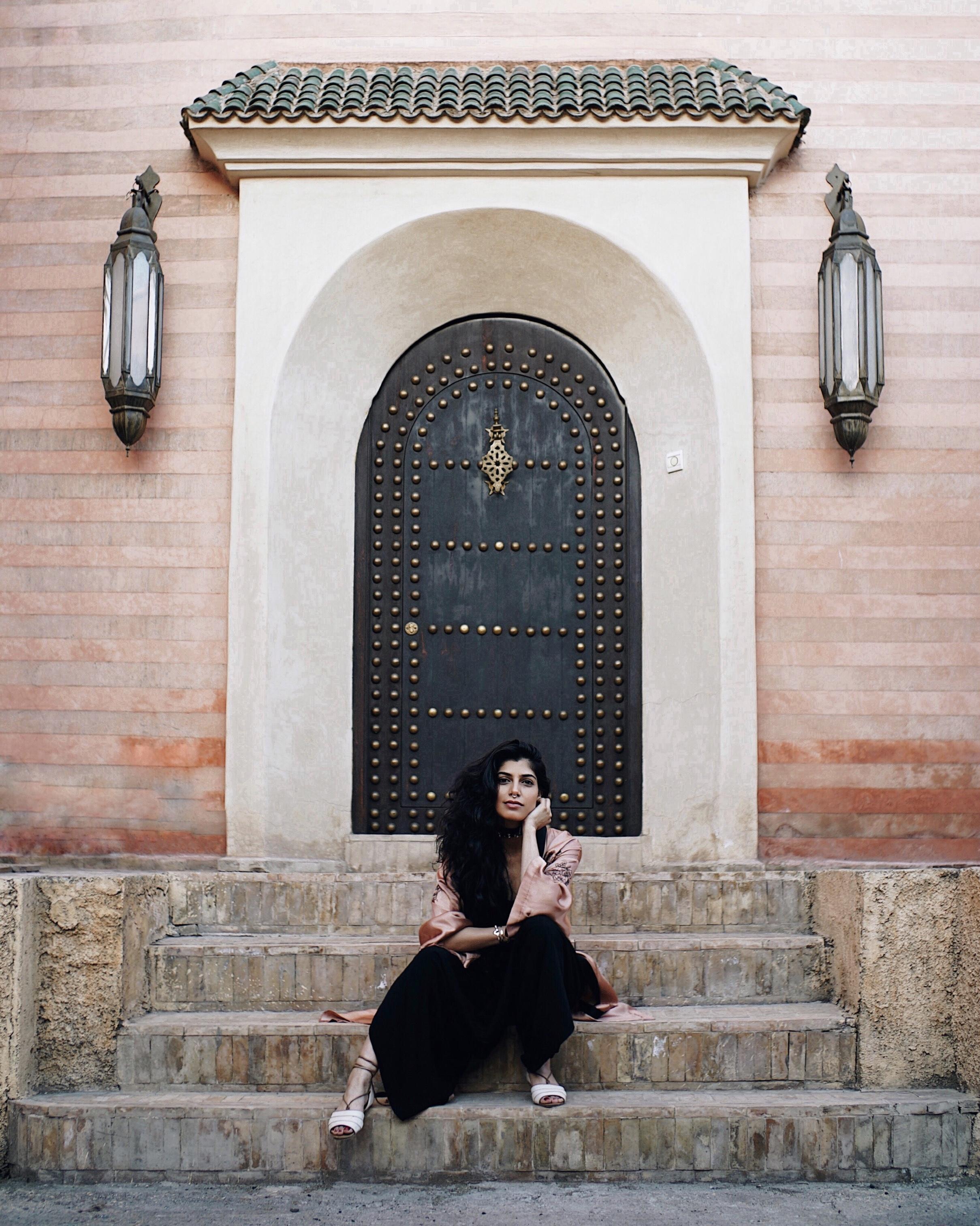 Marrakech Museum, Morocco. Photo taken by Kim Geronimo (@thestreetsensei)