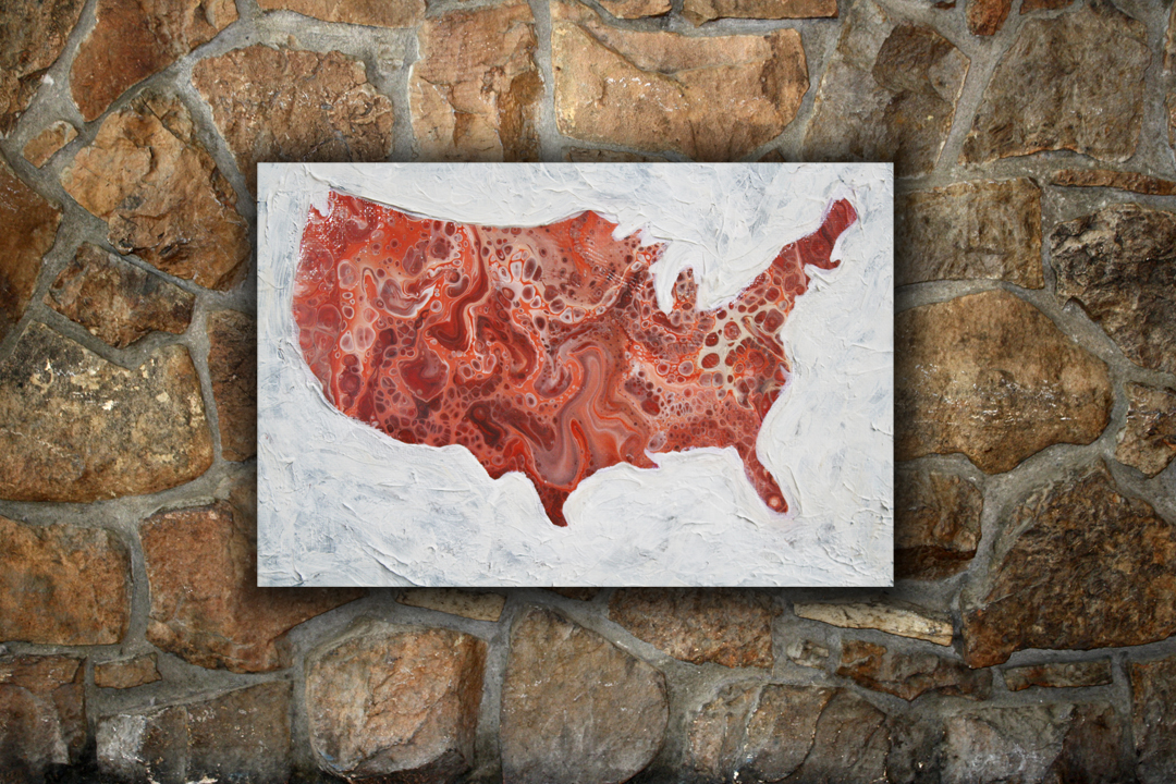 American Crazy Lace Agate