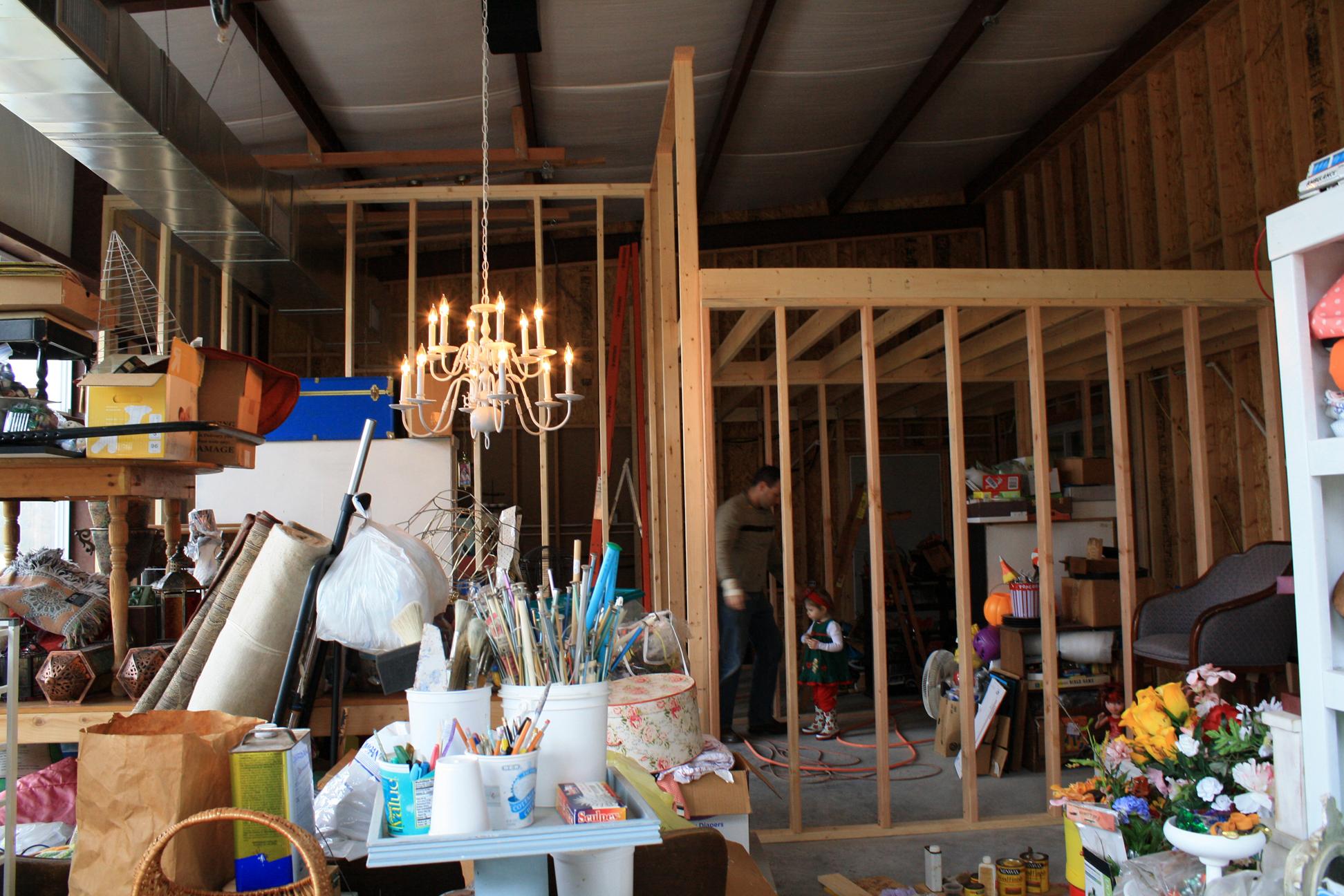 Studio Construction 8
