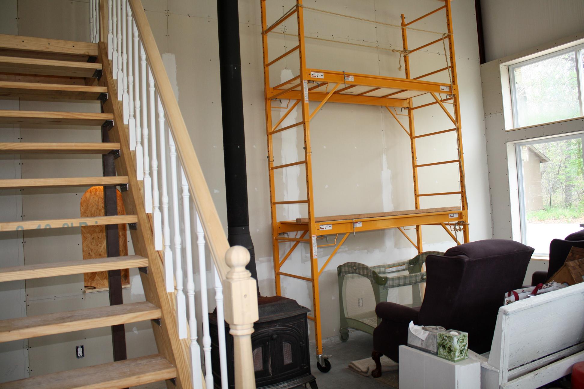 Studio Construction 11