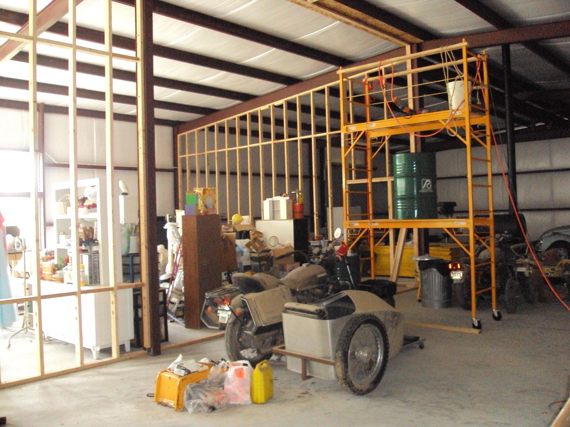 Studio Construction 10