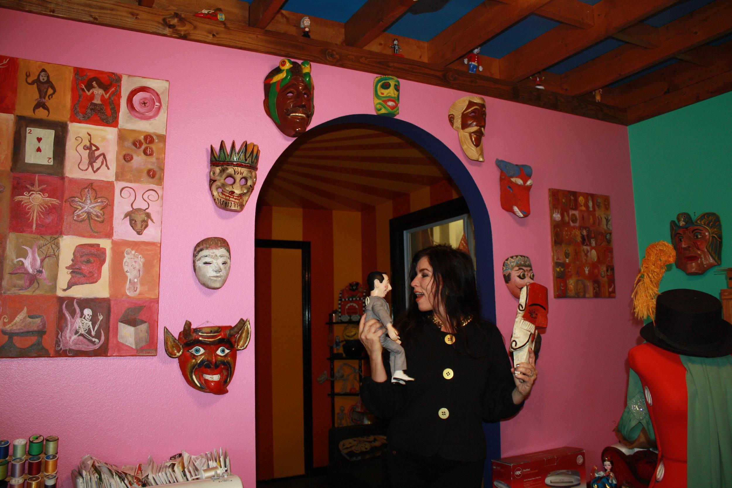 The Fiesta Room