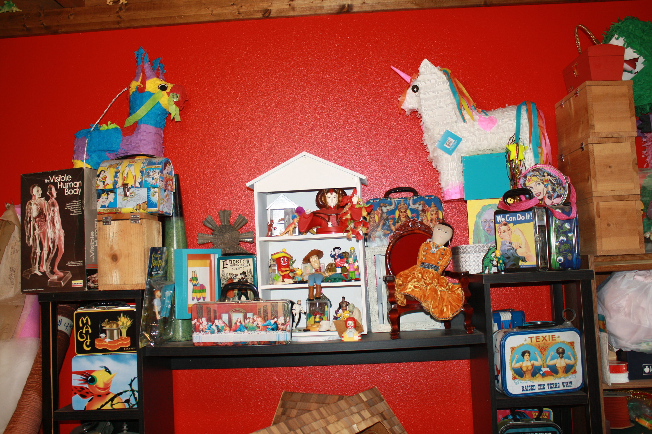 Fiesta Room toys