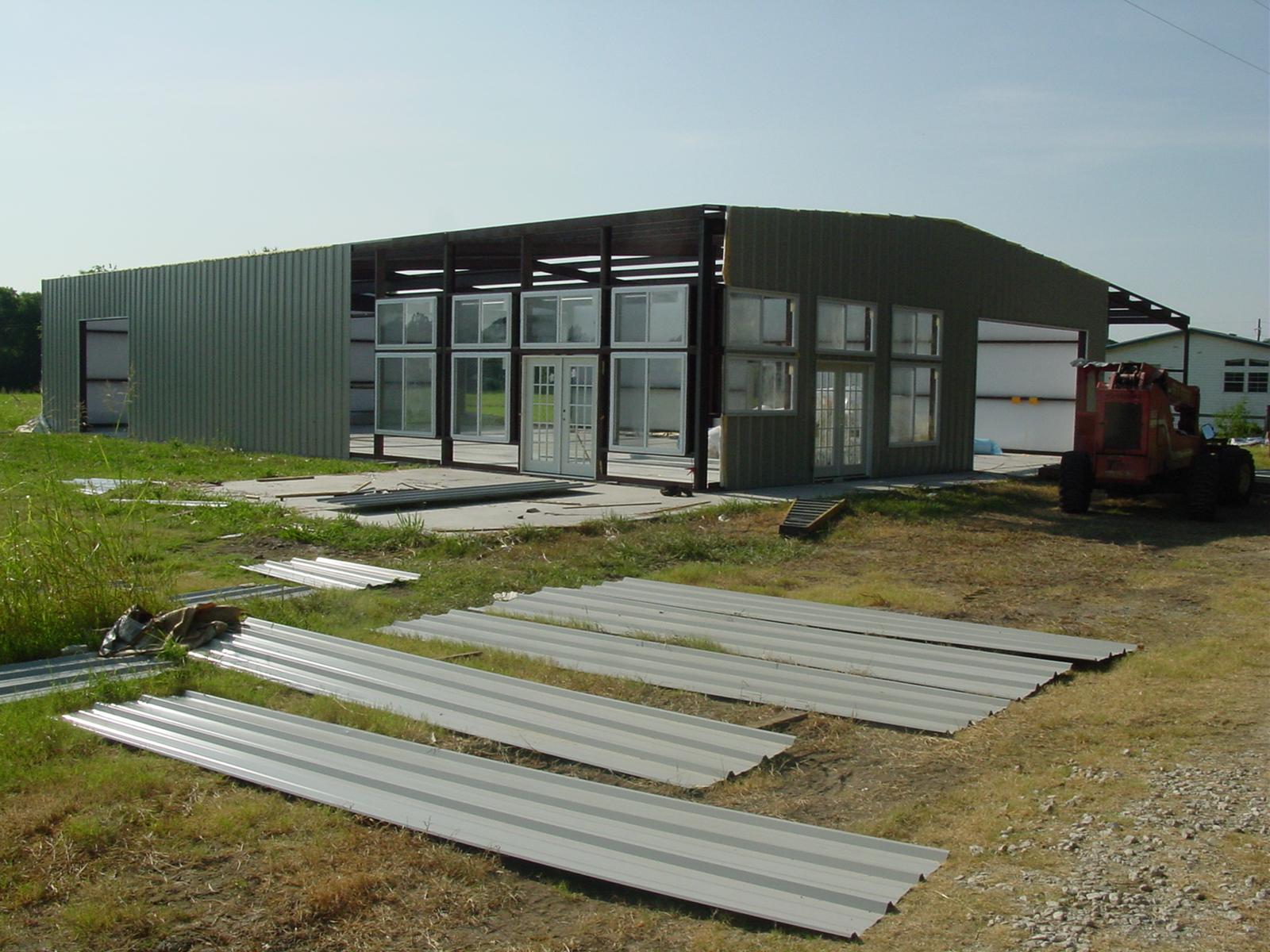 Studio Construction 5