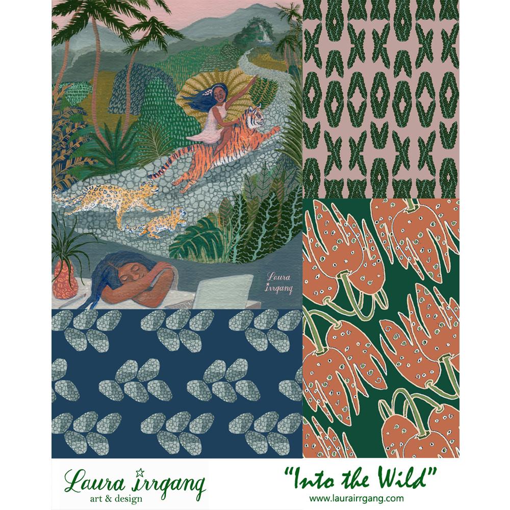 Folio Focus Into the Wild Pattern Sheet.jpg