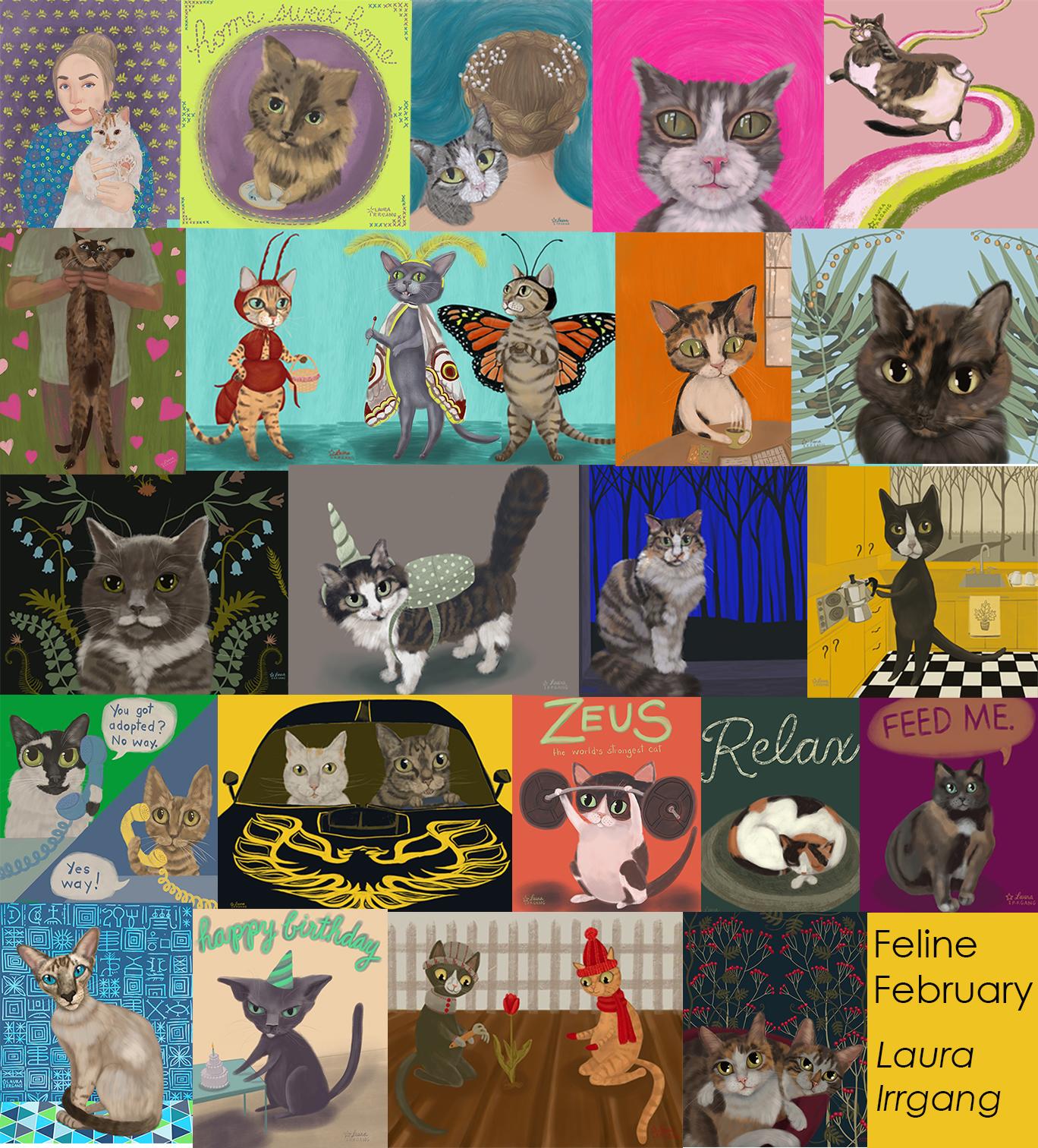 Feline February Poster.jpg
