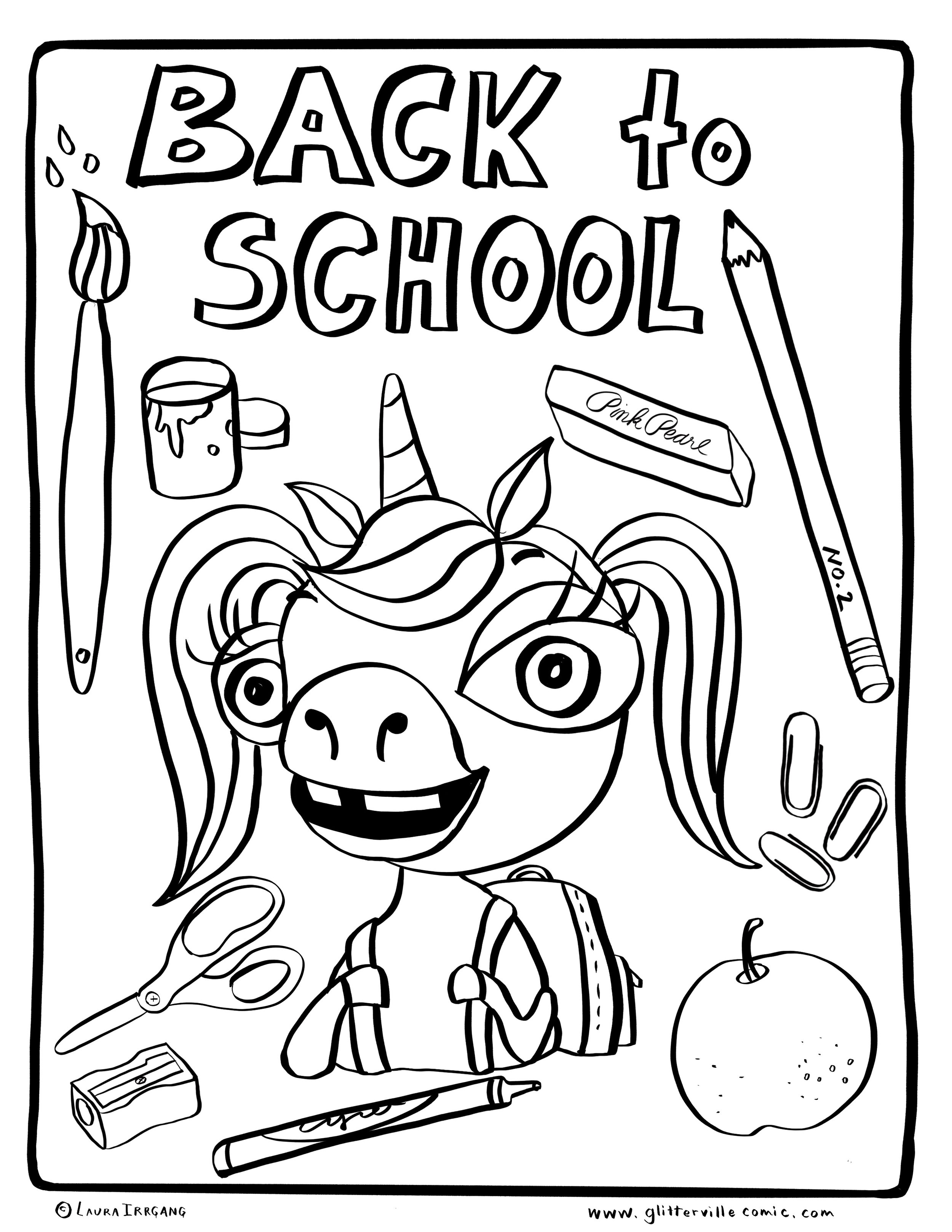 Back To School Eunice coloring sheet black white.jpg