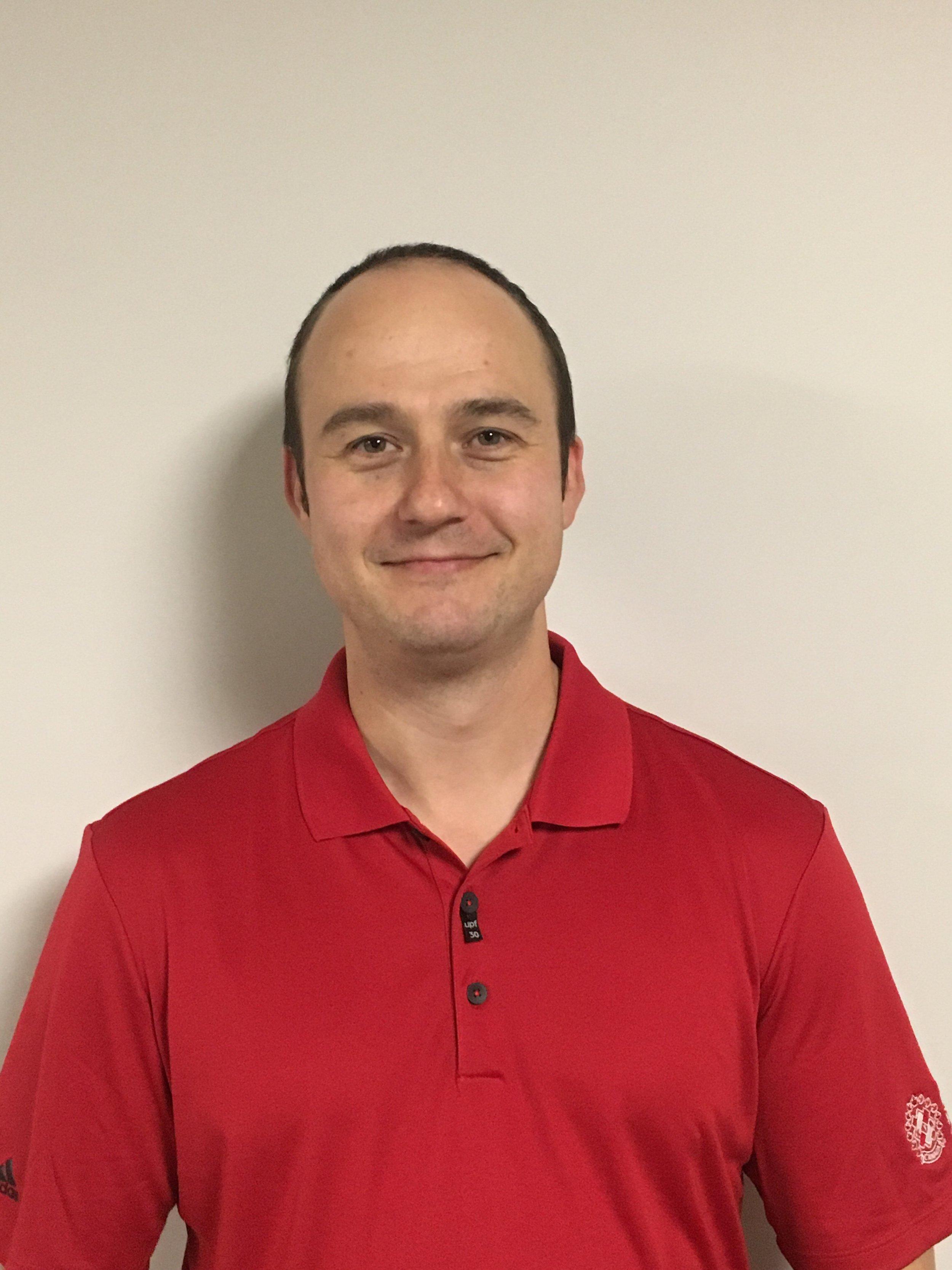 Matt Clarkson  Registrar, 4th year Kinsman Air Conditioning & Refrigeration Mechanic at Grand River Hospital