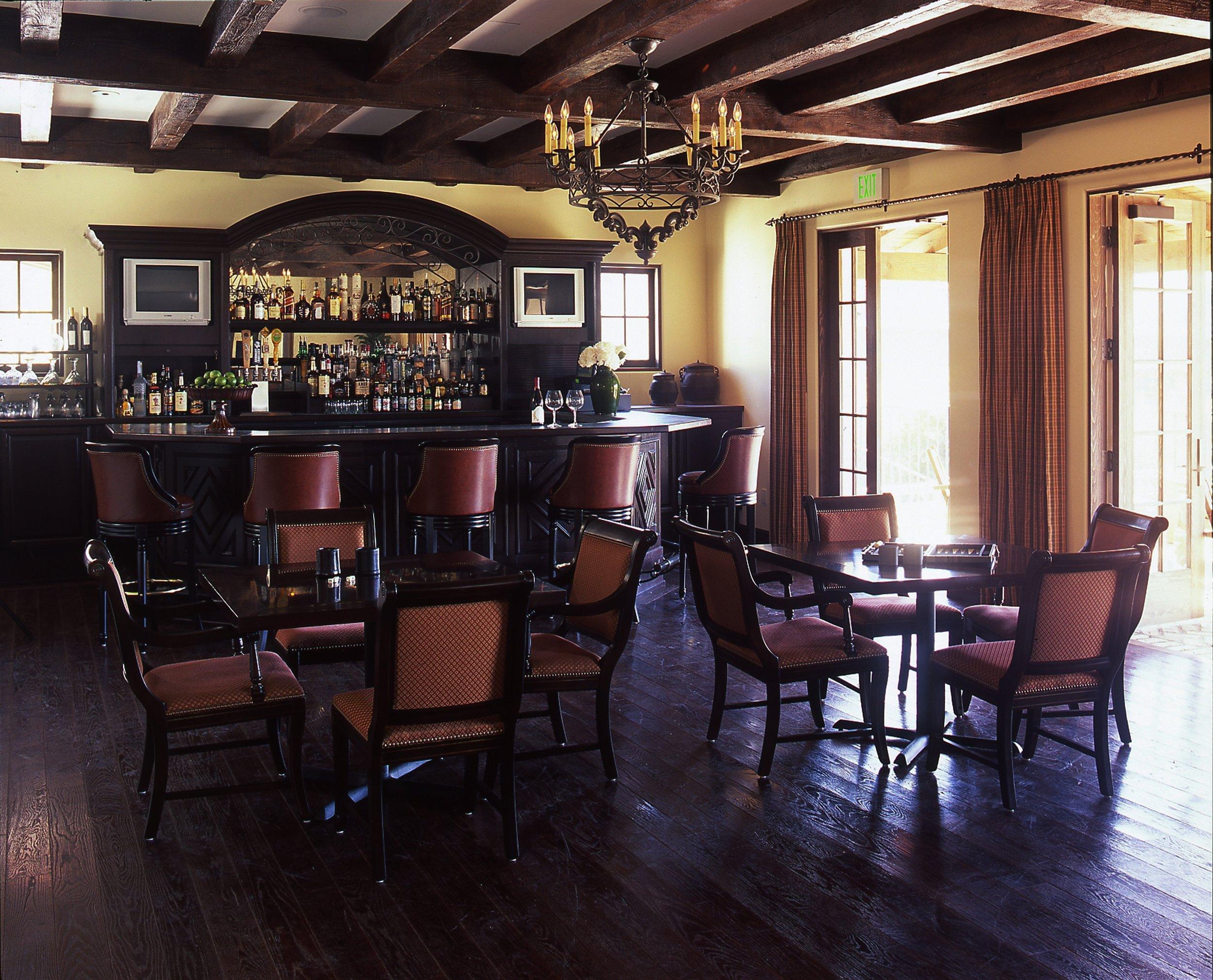 The Crosby Club: Bar