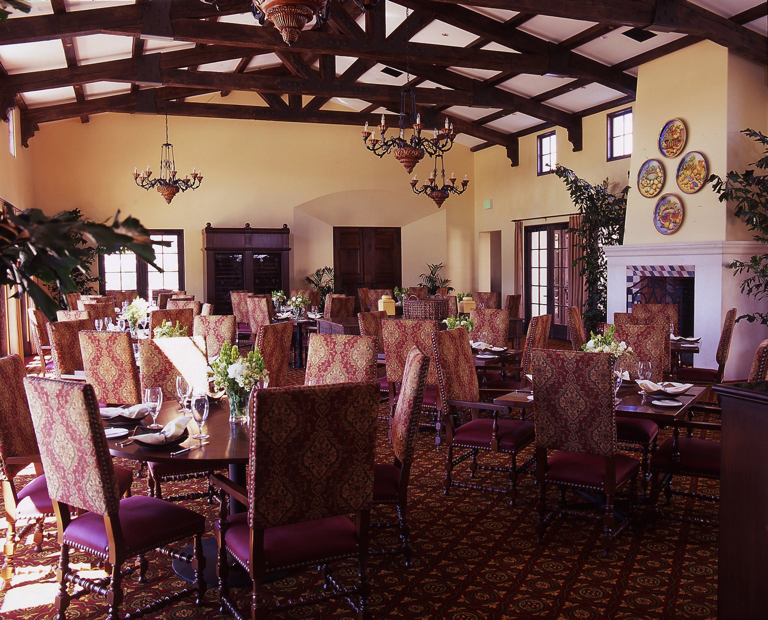 The Crosby Club: Dining Room