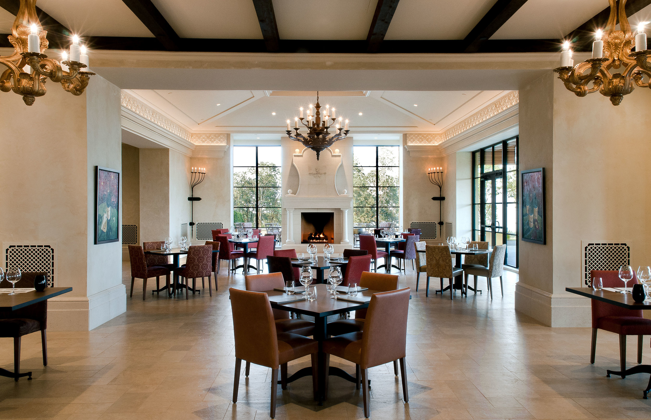 Domaine Serene: Main Tasting Room