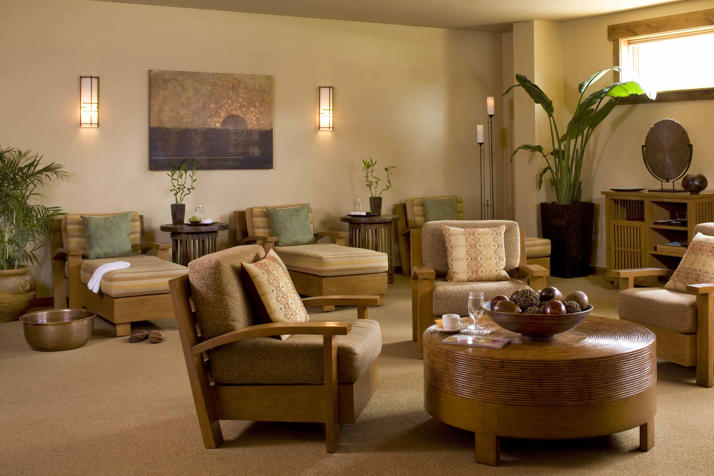 Keystone Lodge Spa: Lounge