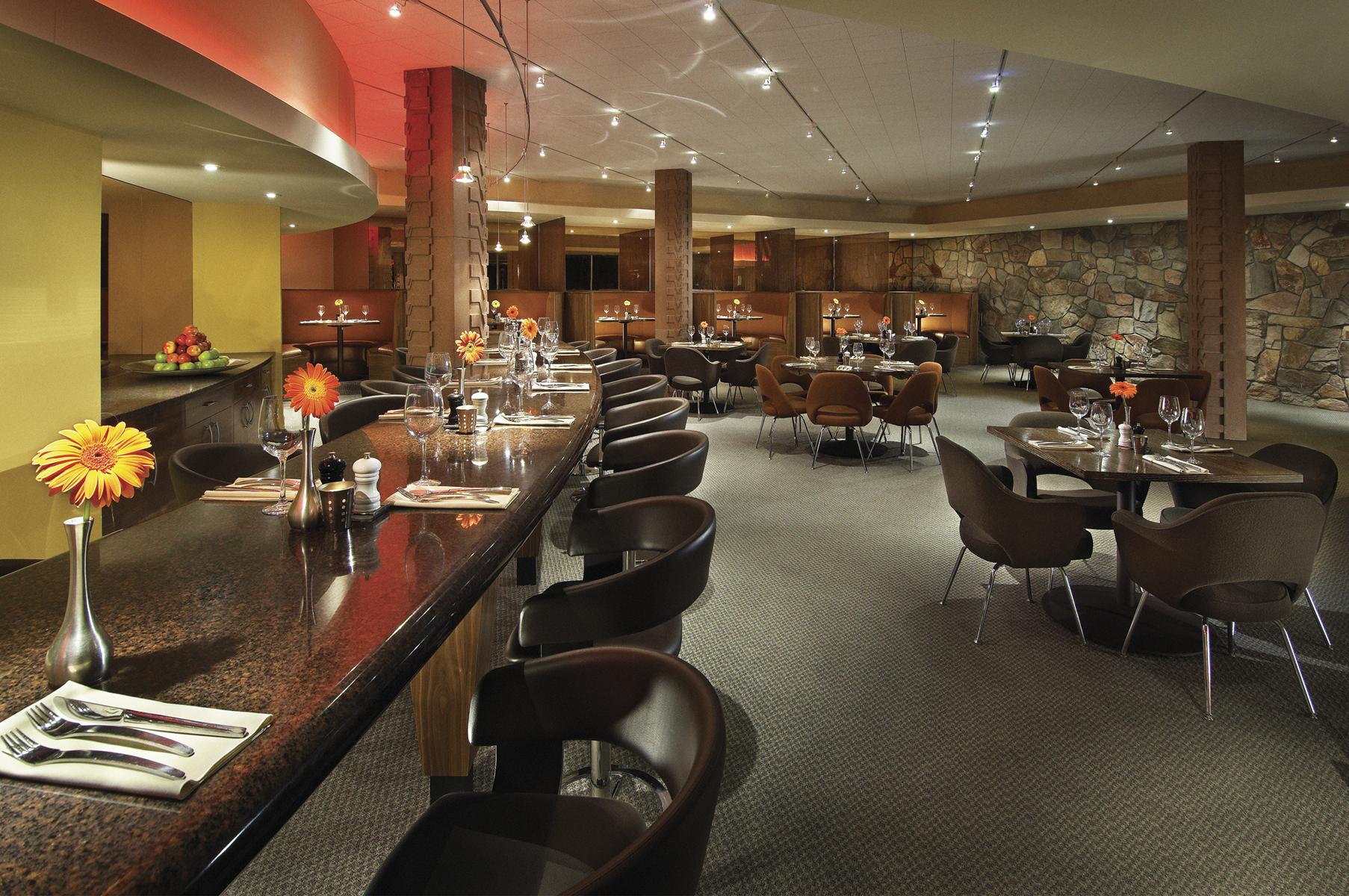 Hotel Valley Ho: Cafe Zu Zu
