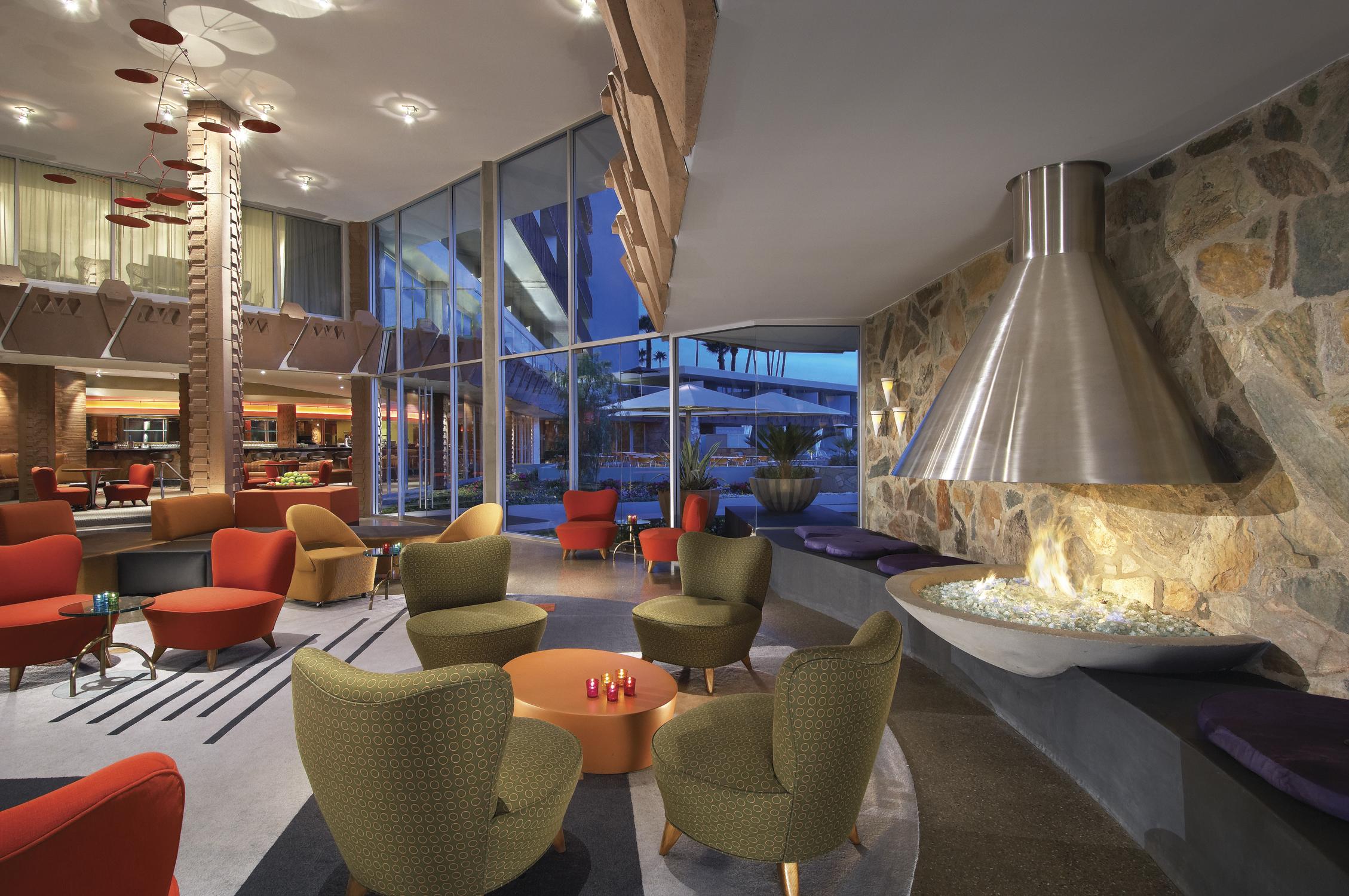 Hotel Valley Ho: Lobby