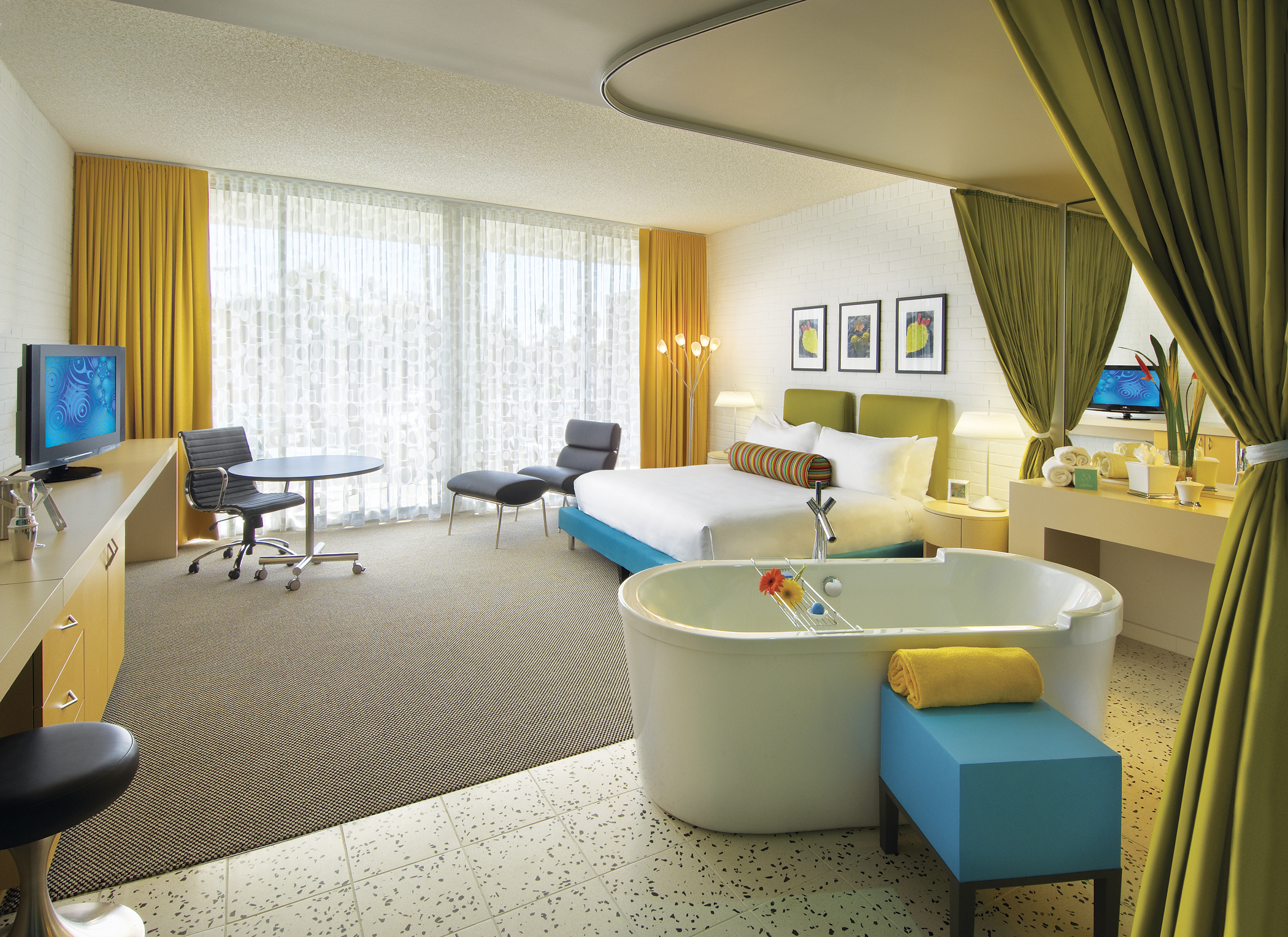 Hotel Valley Ho: Studio Guest Room