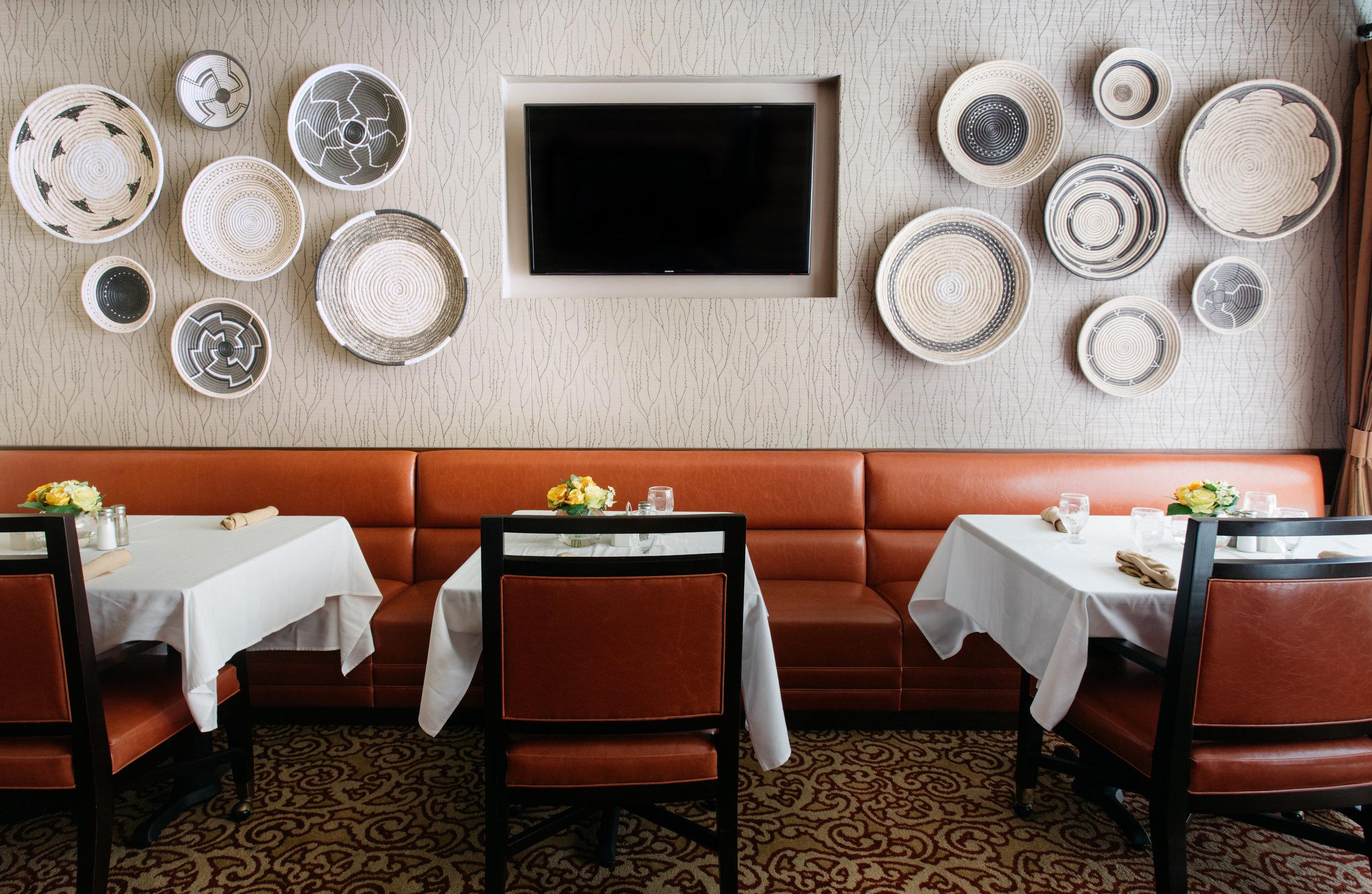 Morningside: Dining Room