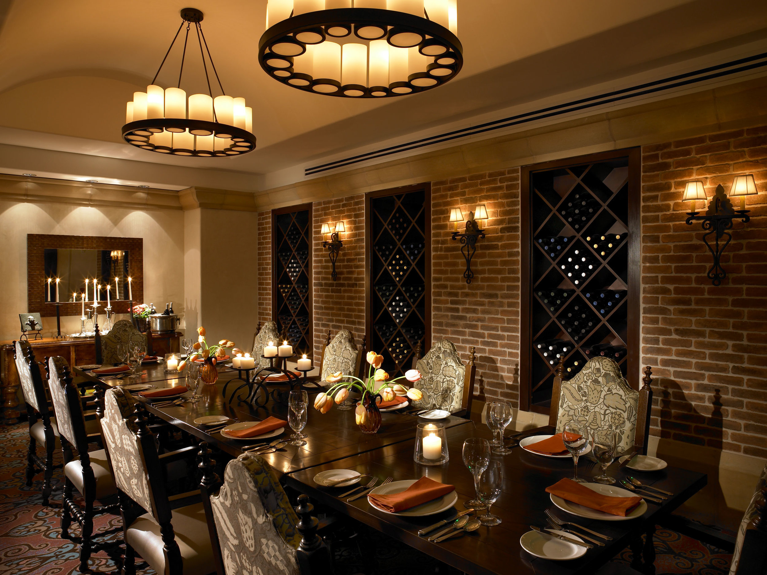 La Costa Glen: Private Dining
