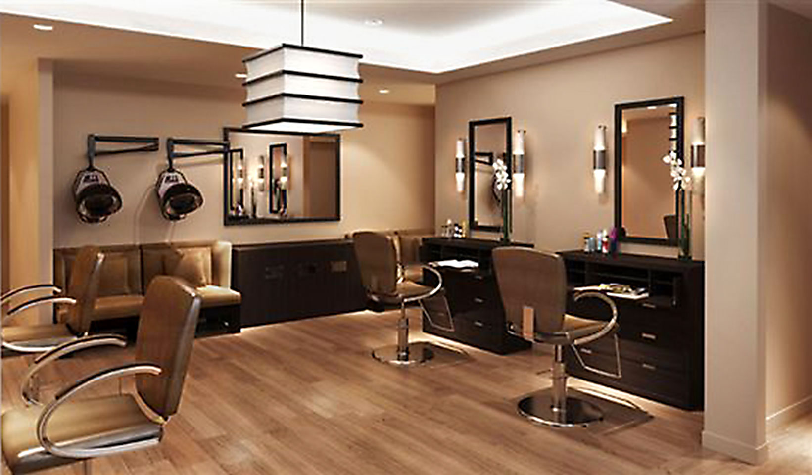 Fisher Island: Beauty Salon