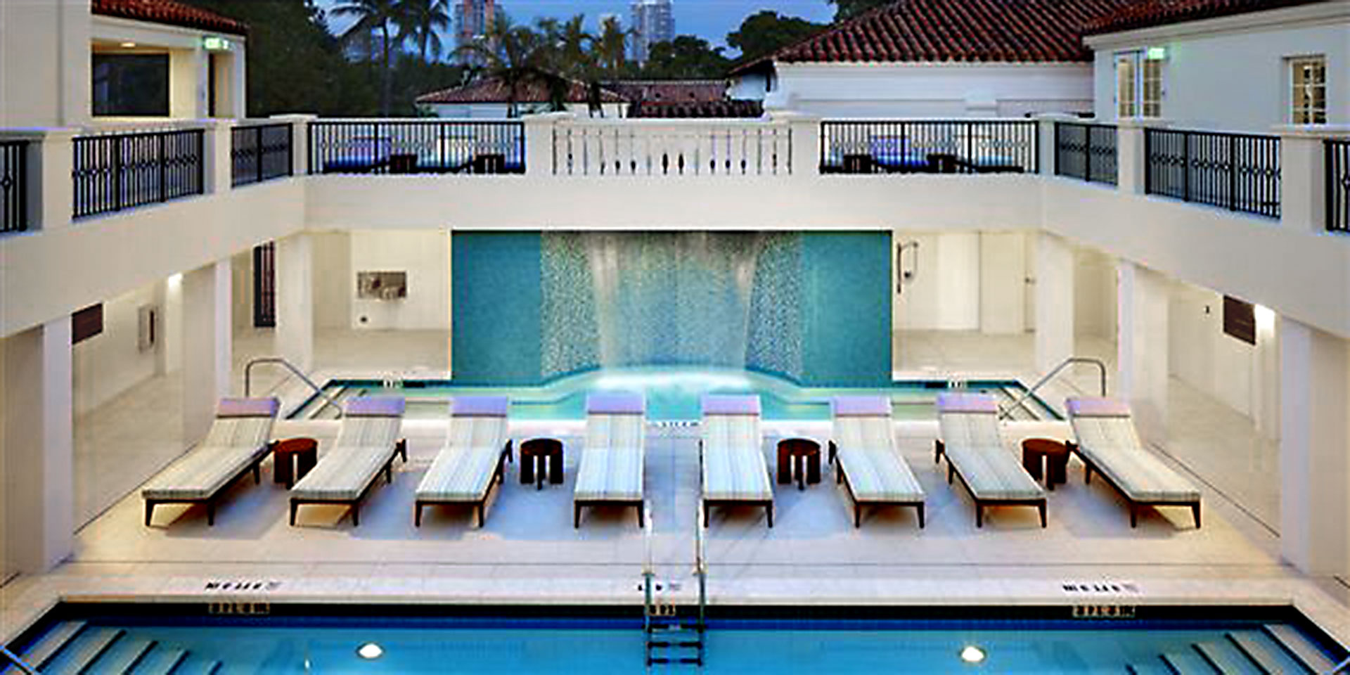 Fisher Island: Pool