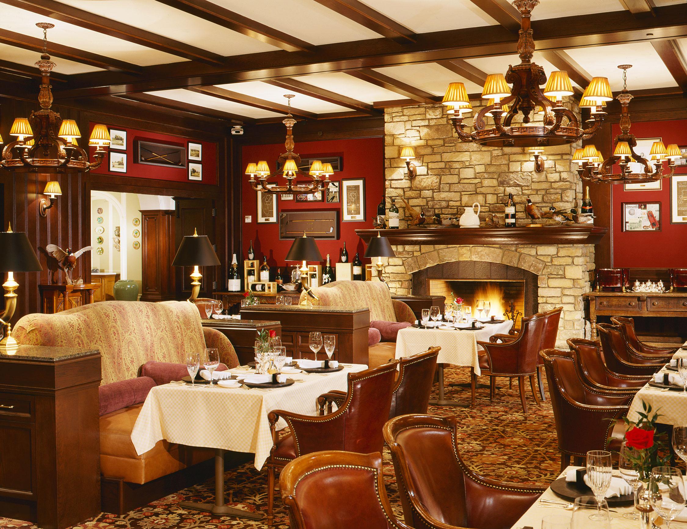 Lodge at Sea Island: Dining Room