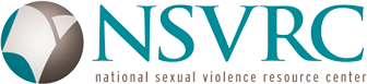 The NSVRC's Mission is to provide leadership in preventing and responding to sexual violence through collaboration, sharing and creating resources, and promoting research.