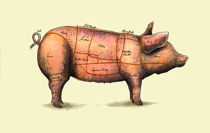 Pig Primals