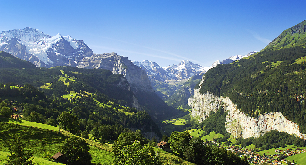 Lauterbrunnen, Swiss Alps