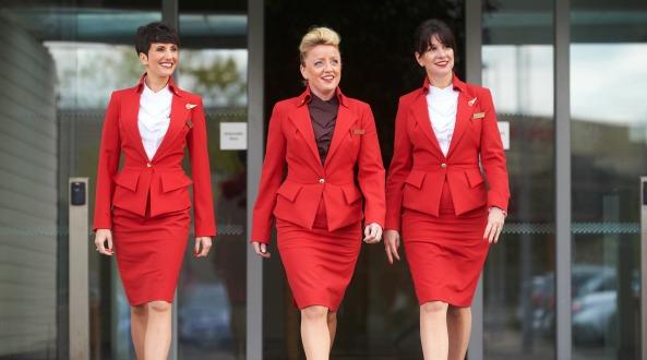 Cabin Crew - Take-off with Virgin Atlantic