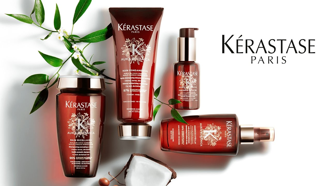 Since 1964, Kerastase has created innovative hair-care products developed with the most advanced formulas. Known around the world for their ability to enhance shine and repair hair, Kerastase products are unparalleled in the field of luxury and excellence. Dedicated to enhancing the natural beauty of the hair, Kerastase is based on three fundamental ideals:  Performance • Beauty • Expertise