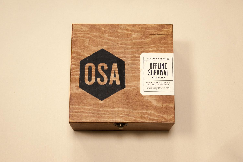 Offline Survival Kit Box