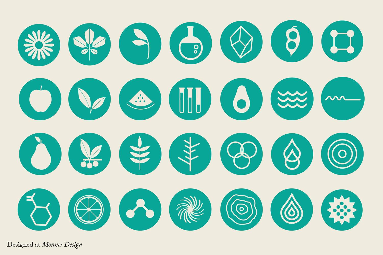 Algenist Icons